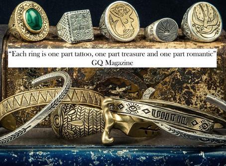 【LHN Jewelry】とは -とても気になるスモールブランド -