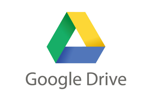 googleドライブのロゴ
