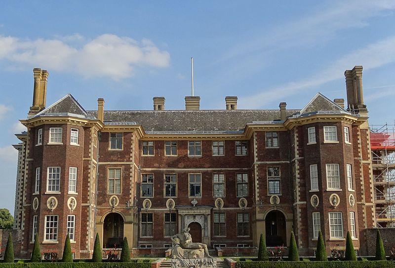 イギリスのハムハウス