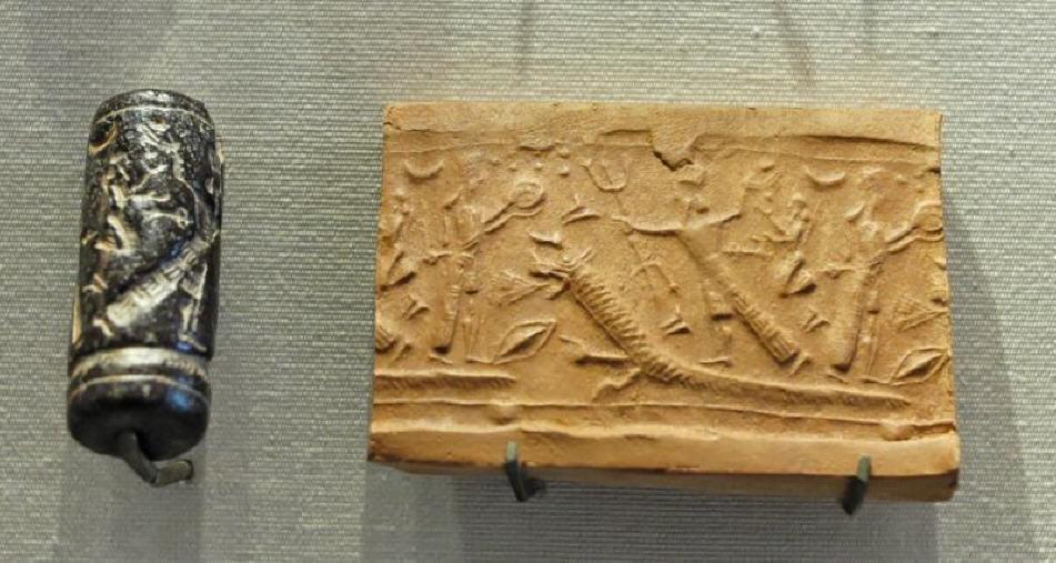 メソポタミア時代の円環