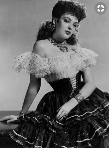 1940年代の人気女優
