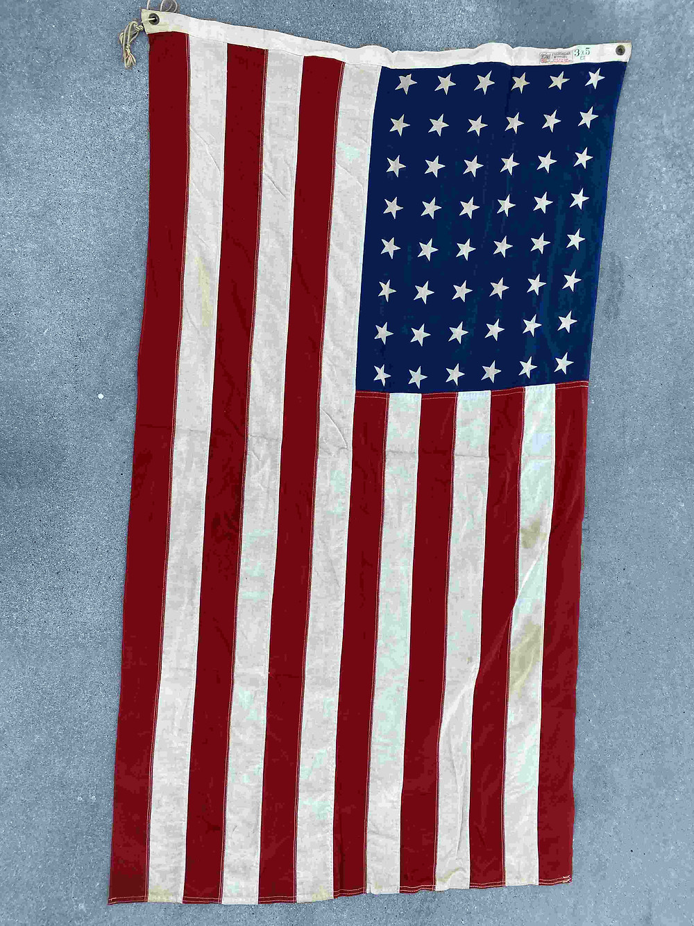 dettra flag companyのヴィンテージフラッグ