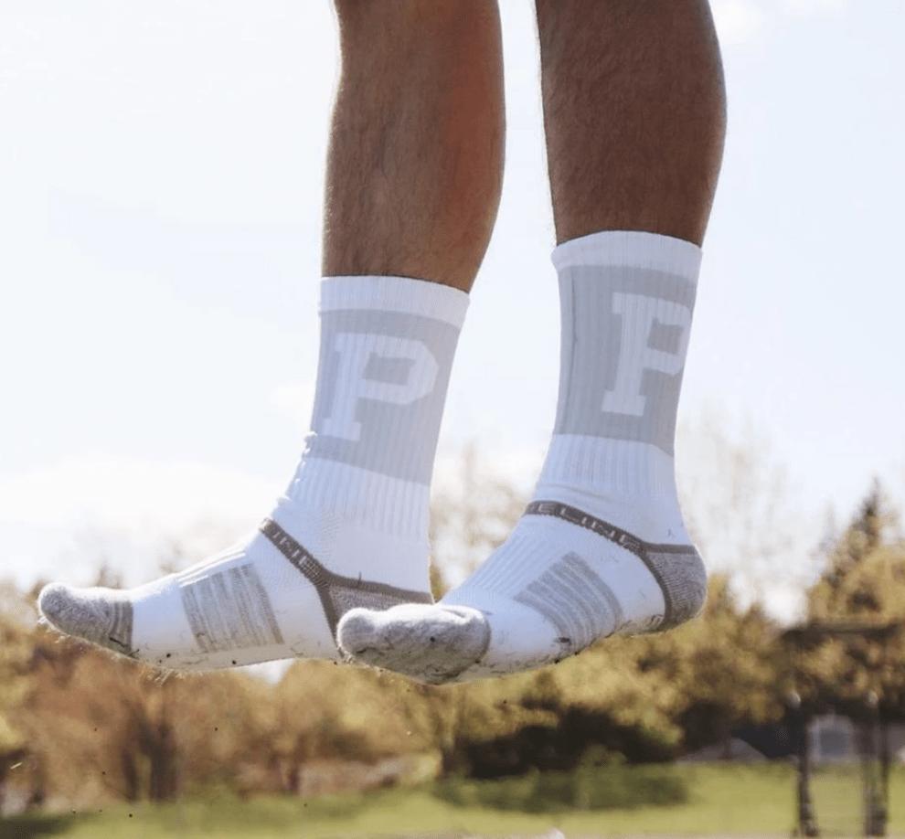 シンプルでクラシックな靴下