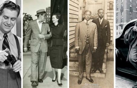 ヴィンテージアクセサリーの歴史 メンズ編 1940年代