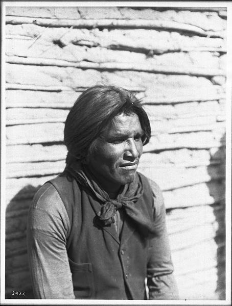 1900年代のネイティブアメリカン
