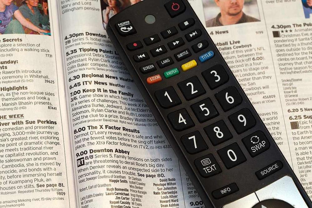 チラシやテレビCM