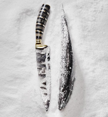 曲線美を感じるナイフを通販で購入できる