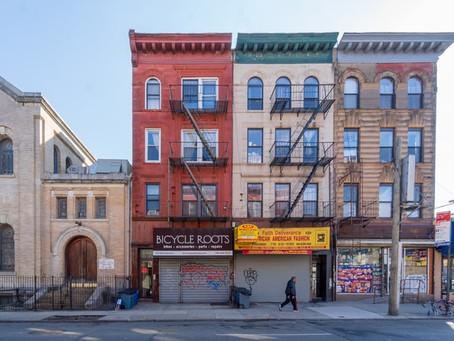 ブルックリンの窓に学ぶ知られざる歴史