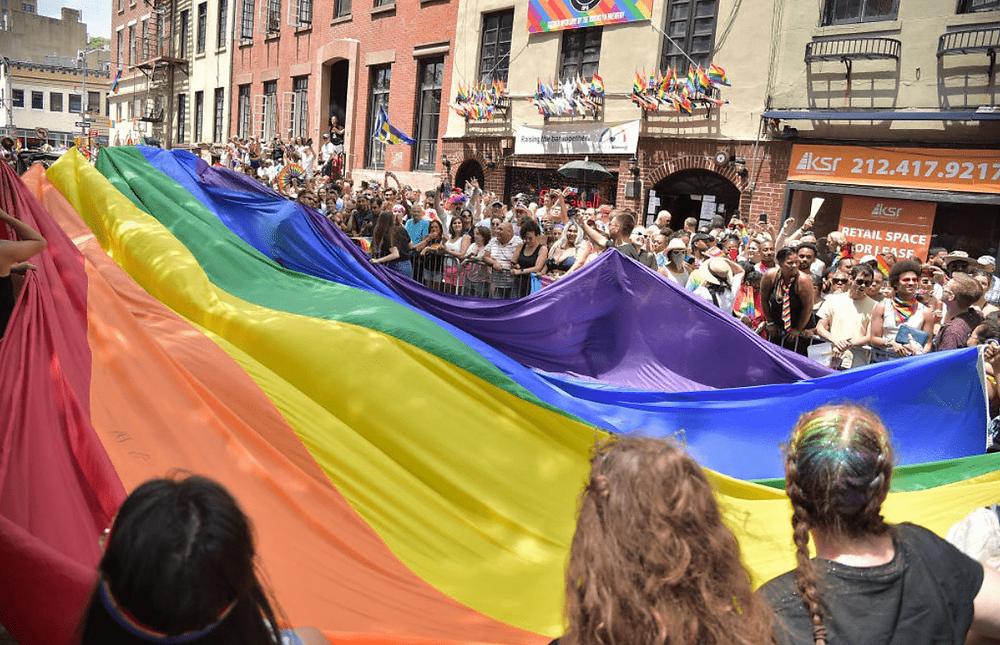 NYCのゲイパレード2019の様子