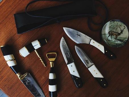 【Poglia(ポギーラ)】ヴィンテージナイフの美しき世界