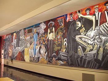 メキシコを変えたメキシコ壁画運動