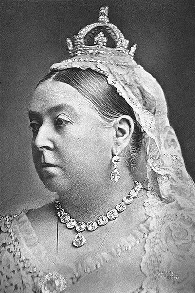 国民に愛されたビクトリア女王