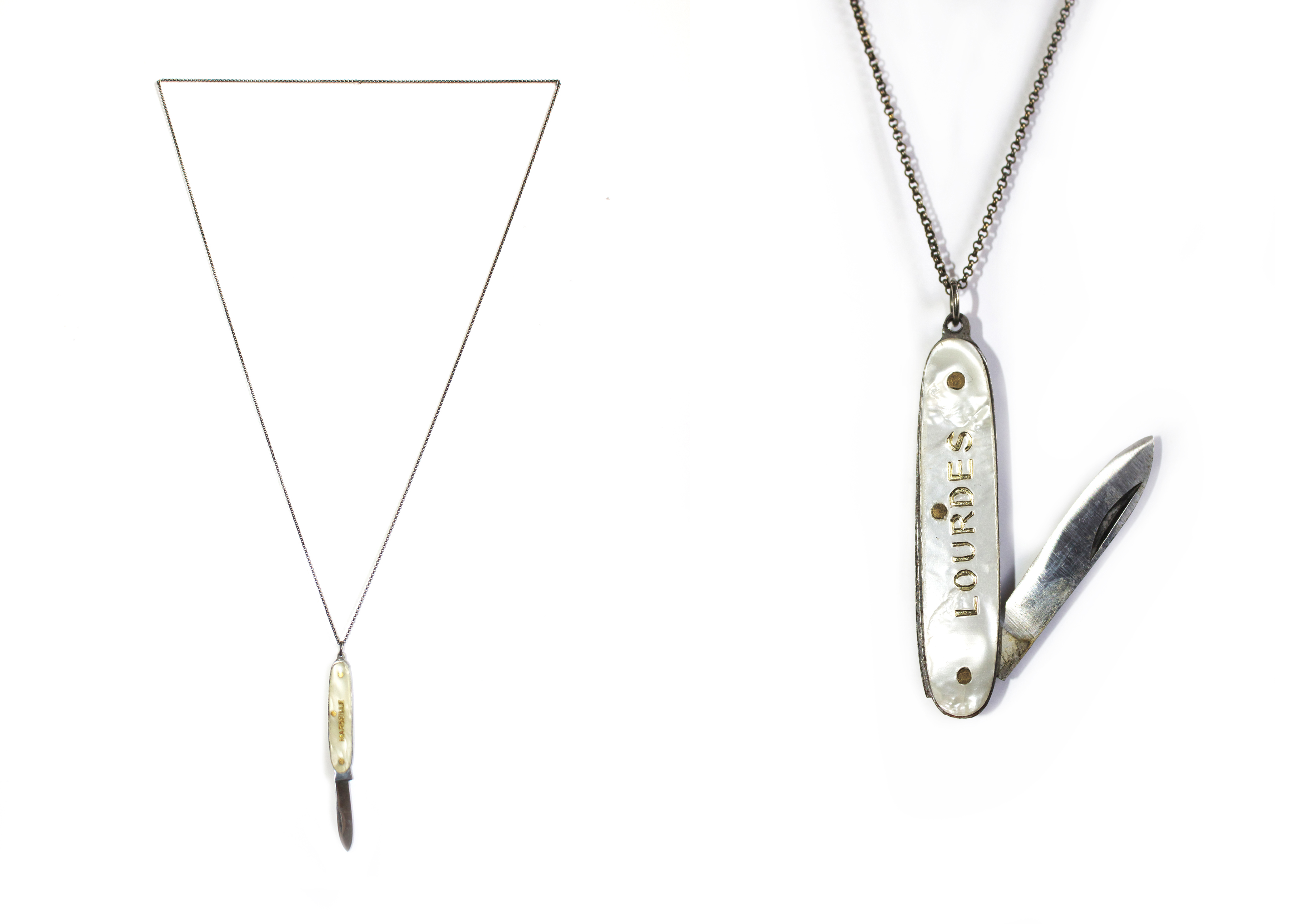 Collier NK-KNIFE