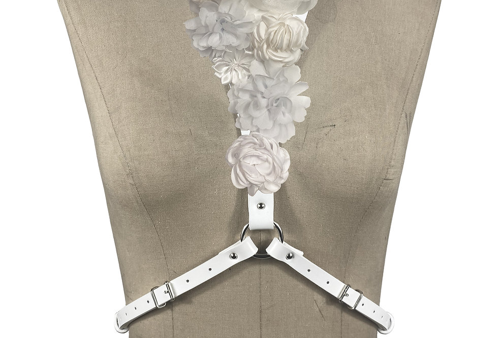 OBSESSION Harness - Flowery