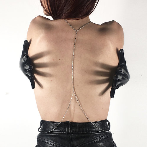 BODY CHAIN - CROSS