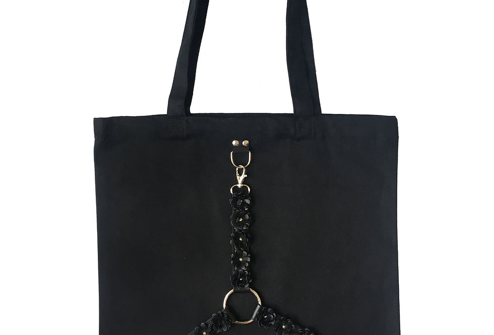TOTE BAG - BLACKIRIS
