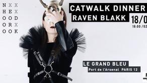 Soirée Défilé Raven Blakk x Inthemoodforlook - 18 avril