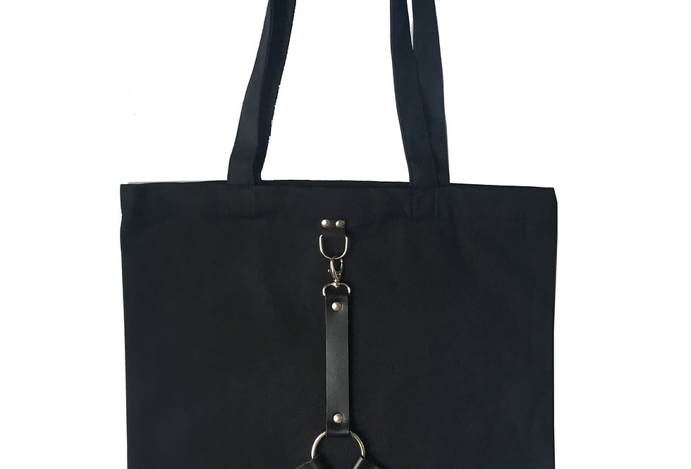 TOTE BAG -CLASSIC HARNESS