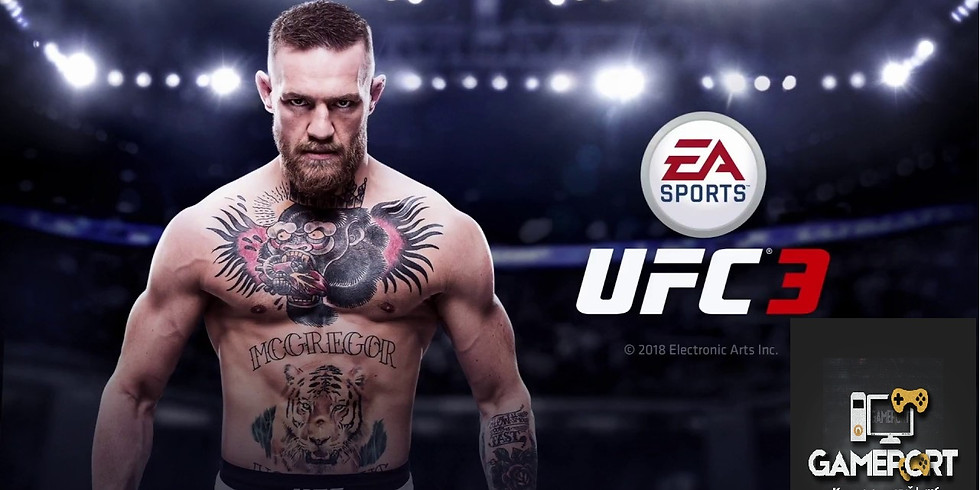 Турнир по UFC 3