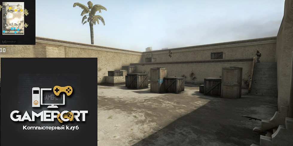 Турнир CS GO Aim map 1x1