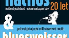 14.4.2017 BLUESWEISER v Hostinci U Chatrných v moravskom Podivíne