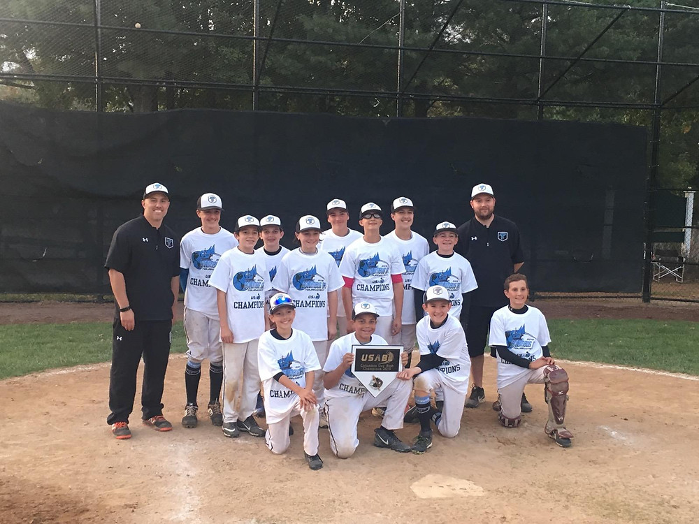 Takeover Baseball Grabs Lead In Sixth Over Jersey Shore Surf to win Columbus  Day Bash Tournament