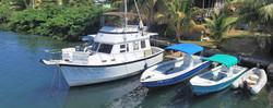 Privasea Adventures Boats