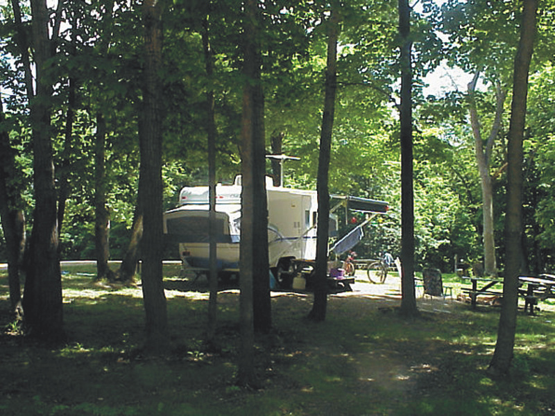 Eagle Cave Campground