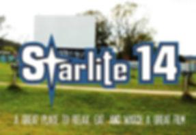 Starlite 14 Outdoor Theater