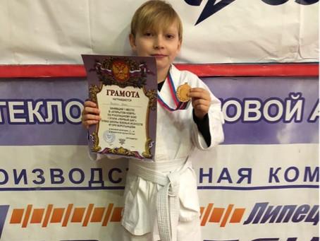 Кубка Школы боевых искусств Игоря Воротынцева «Первый шаг»