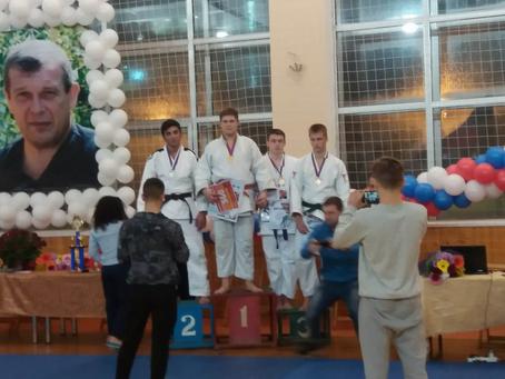Международный турнир по дзюдо, посвящённый памяти Л.Л. Ларикова.