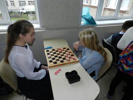 Турнир лицея по шашкам