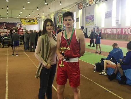 Открытое первенство Липецка по боксу на Кубок мэра.