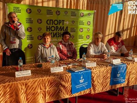 Визит олимпийских чемпионов в Липецкую область