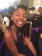 Z-Baby at Pastor Canson's 1st Banquet