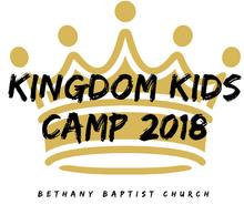 Kingdom Kids Camp2018