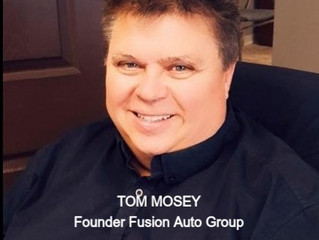 FUSION AUTO SALES EXPANDS WITH NEW COMPANY - FAST AUTO FINANCING
