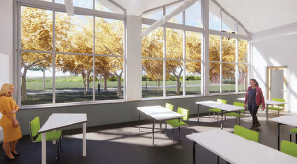 New Round of Campus Improvements Moves Ahead