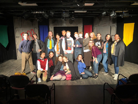 Black Box Theater Gets a Makeover