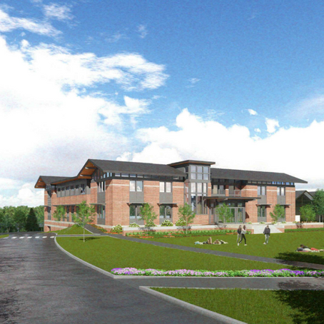 Virtual Tour of New Building