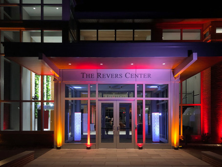 Rivers Thanks Major Donors at Revers Center Dedication
