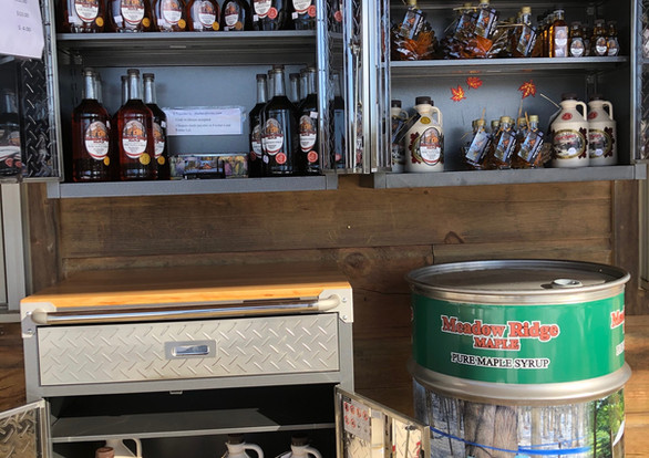 Self-serve and porch pick-up on Westwind