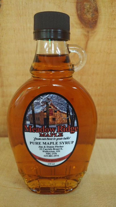 Traditional Glass 250 ml $7.00