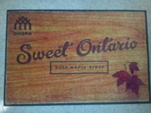 Sweet Ontario Mat