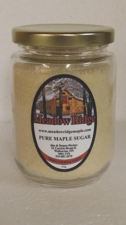 Maple sugar  375g  $10.00