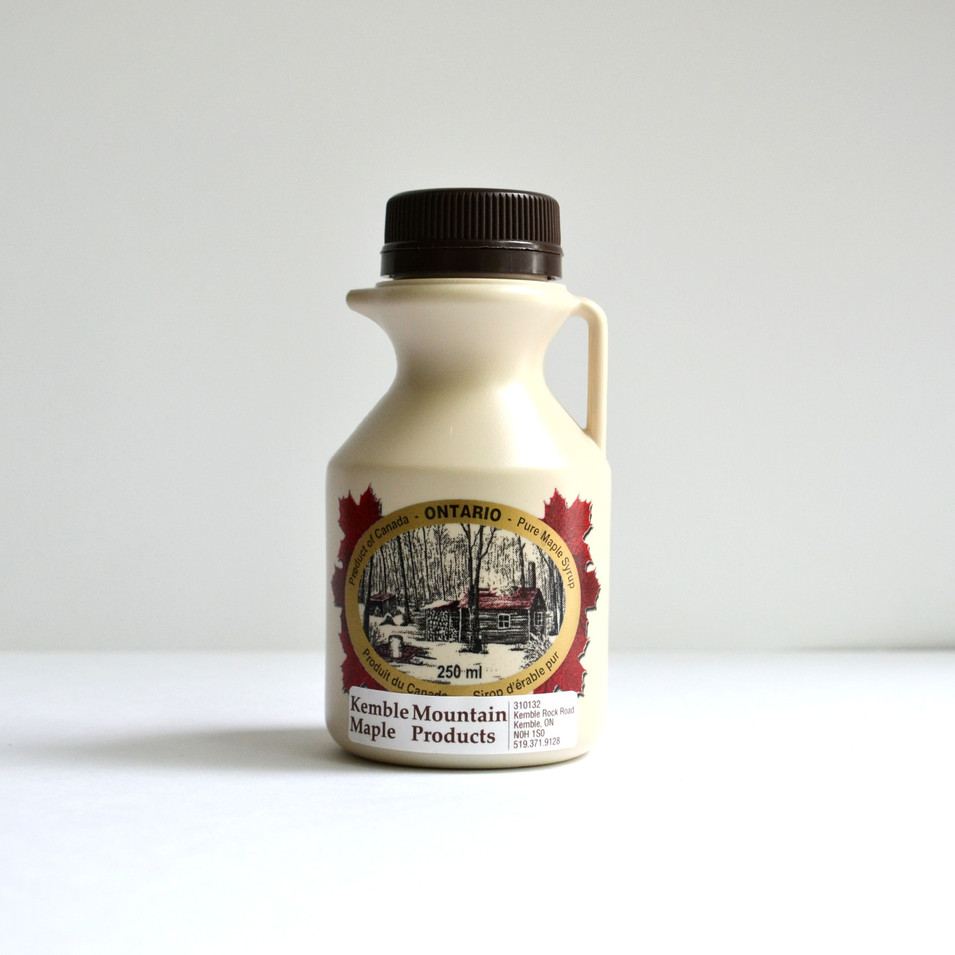 250 ml maple syrup