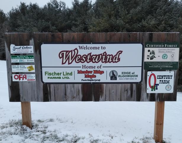 Westwind entrance