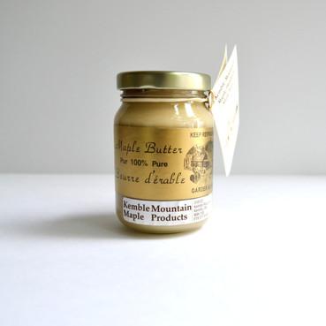 180 gram maple butter