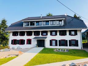 Das Wohnhaus des Tannenhofs