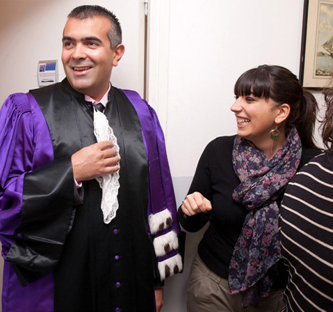 Antoine Aiello, Président de l'Università di Corsica (2002-2012)